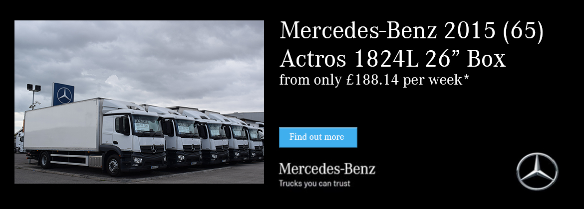 Actros Box Special Offer