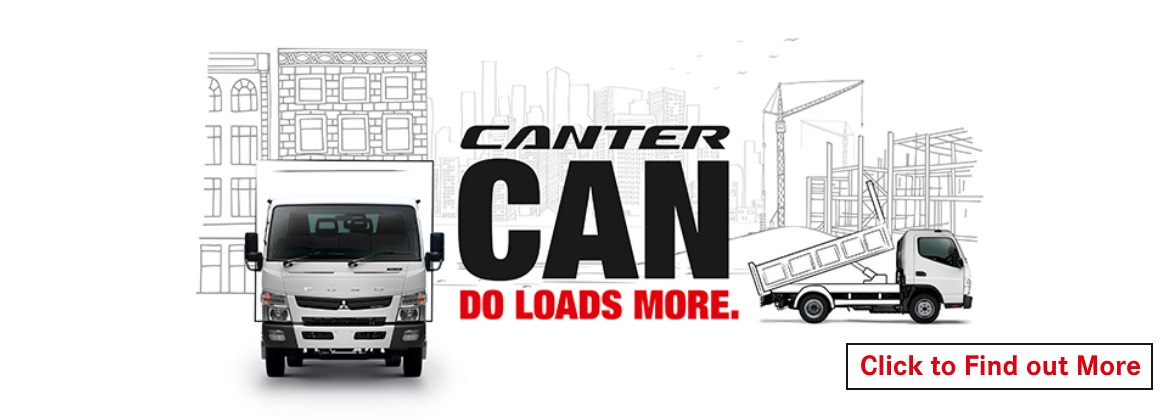 Fuso Canter Offer