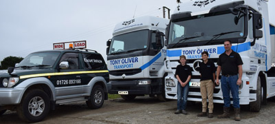 Tony Oliver Transport