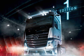New Actros Edition 1