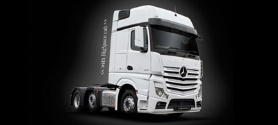 2013 Actros Offer