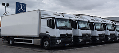 Actros Offer